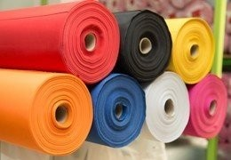 Non-woven fabric roll goods supplied by Derekduck